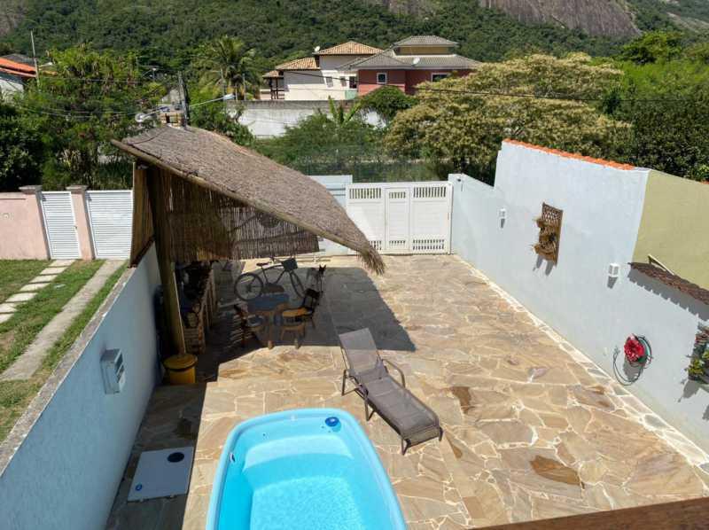 30 Casa Condomínio Itaipu. - Imobiliária Agatê Imóveis vende Casa em Condomínio de 123m² Itaipu - Niterói. - HTCN40090 - 31