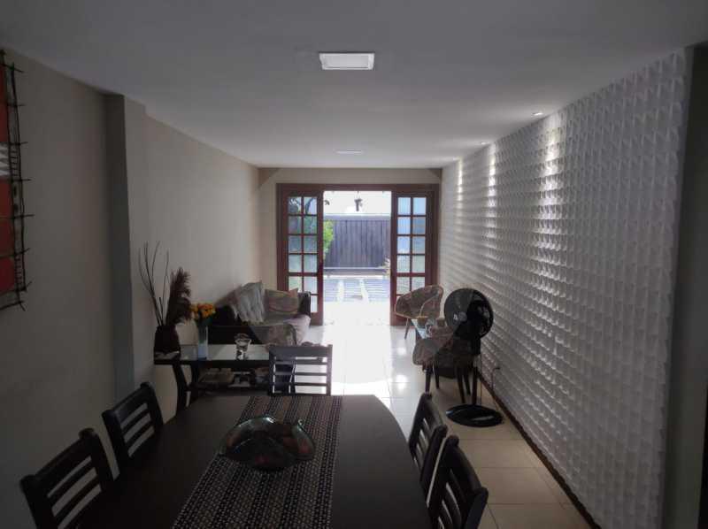6 Casa Padrão Piratininga. - Imobiliária Agatê Imóveis vende Casa Padrão de 125m² Piratininga - Niterói. - HTCA40133 - 7