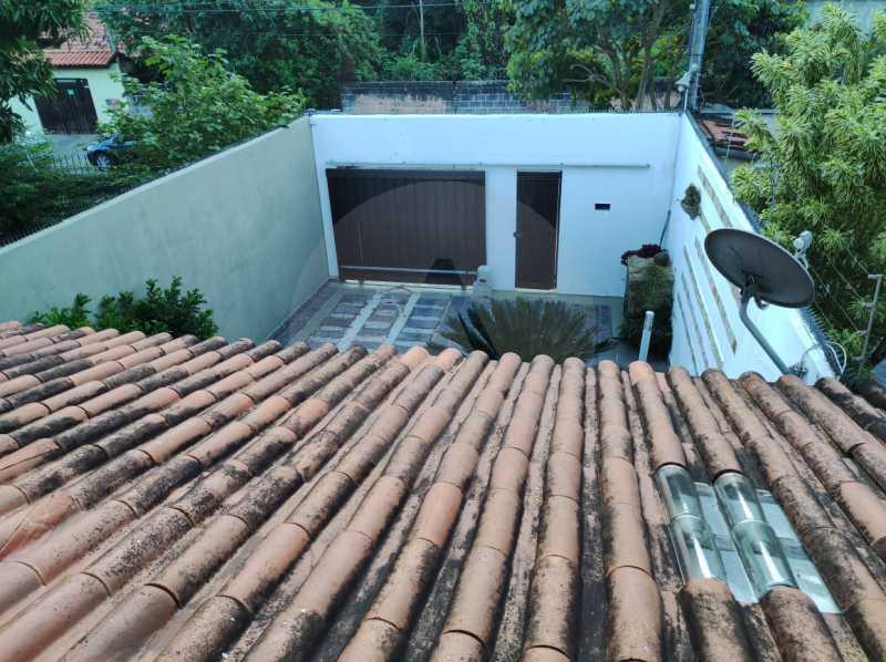 10 Casa Padrão Piratininga. - Imobiliária Agatê Imóveis vende Casa Padrão de 125m² Piratininga - Niterói. - HTCA40133 - 11