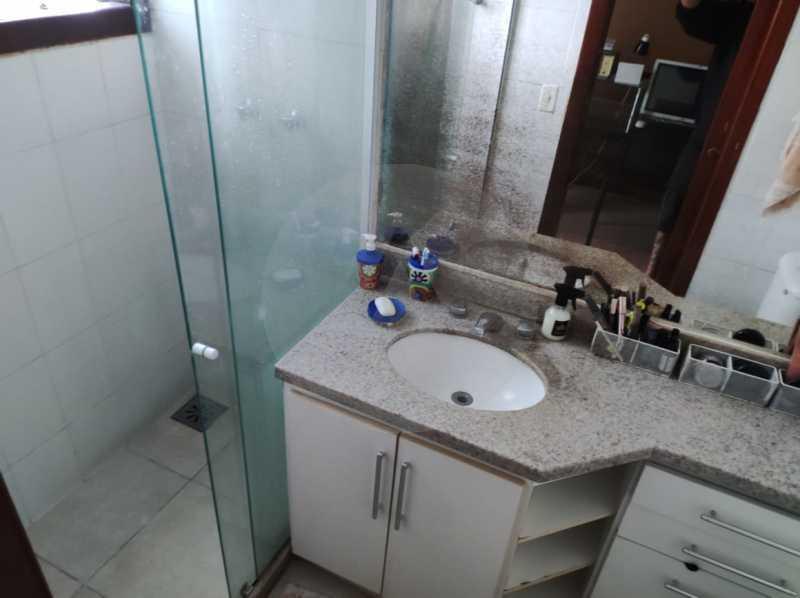 12 Casa Padrão Piratininga. - Imobiliária Agatê Imóveis vende Casa Padrão de 125m² Piratininga - Niterói. - HTCA40133 - 13