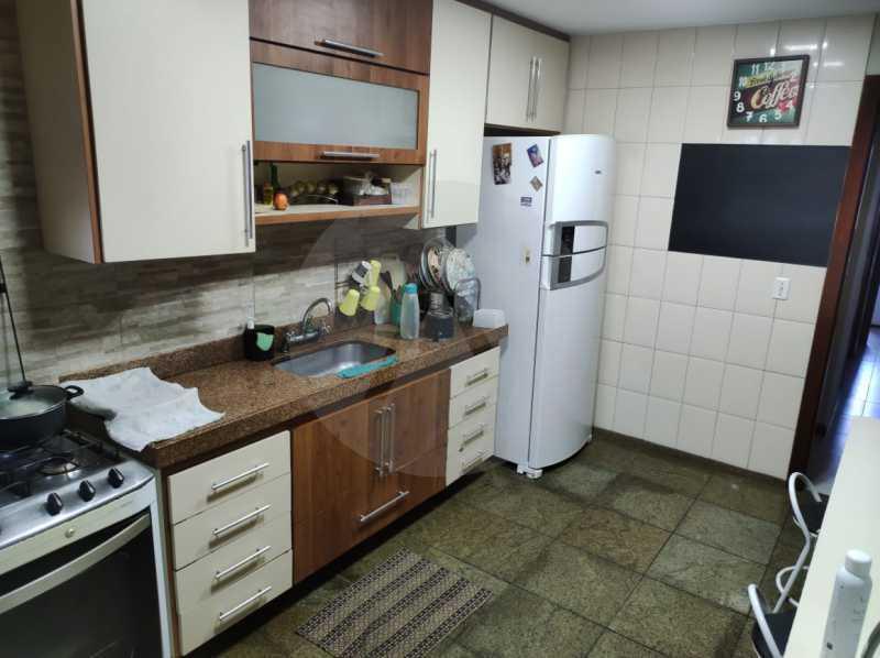15 Casa Padrão Piratininga. - Imobiliária Agatê Imóveis vende Casa Padrão de 125m² Piratininga - Niterói. - HTCA40133 - 16