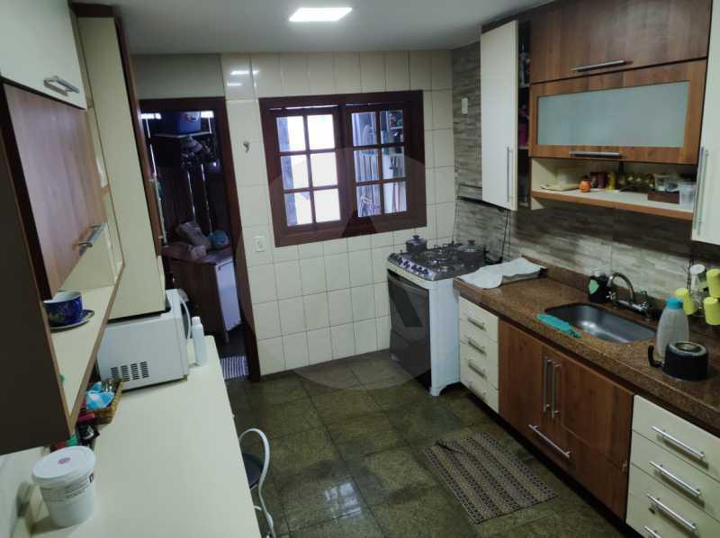 16 Casa Padrão Piratininga. - Imobiliária Agatê Imóveis vende Casa Padrão de 125m² Piratininga - Niterói. - HTCA40133 - 17