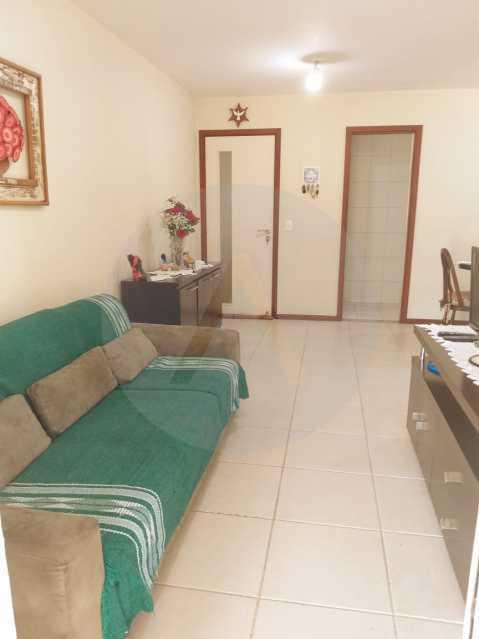 2 Apartamento Padrão Itaipu. - Imobiliária Agatê Imóveis vende Apartamento Padrão de 110 m² Itaipu - Niterói. - HTAP30048 - 3