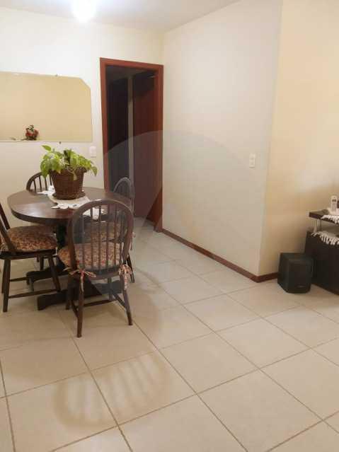 3 Apartamento Padrão Itaipu. - Imobiliária Agatê Imóveis vende Apartamento Padrão de 110 m² Itaipu - Niterói. - HTAP30048 - 4