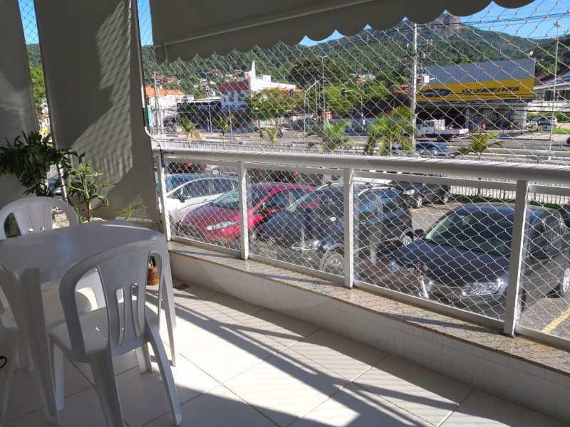 4 Apartamento Padrão Itaipu. - Imobiliária Agatê Imóveis vende Apartamento Padrão de 110 m² Itaipu - Niterói. - HTAP30048 - 5