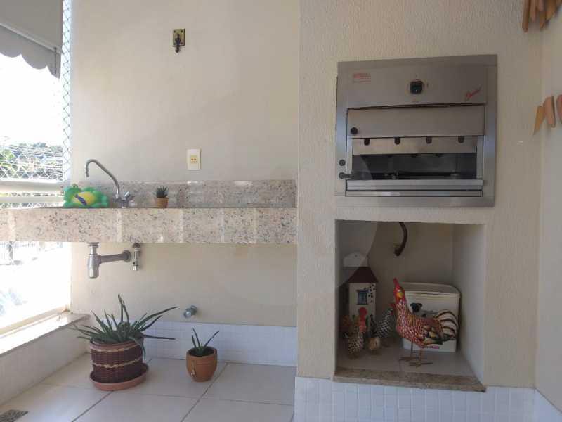 5 Apartamento Padrão Itaipu. - Imobiliária Agatê Imóveis vende Apartamento Padrão de 110 m² Itaipu - Niterói. - HTAP30048 - 6