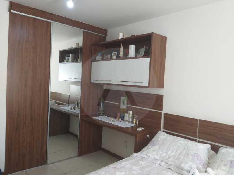6 Apartamento Padrão Itaipu. - Imobiliária Agatê Imóveis vende Apartamento Padrão de 110 m² Itaipu - Niterói. - HTAP30048 - 7