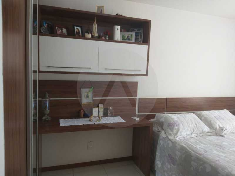 7 Apartamento Padrão Itaipu. - Imobiliária Agatê Imóveis vende Apartamento Padrão de 110 m² Itaipu - Niterói. - HTAP30048 - 8