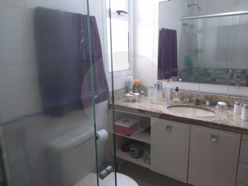 9 Apartamento Padrão Itaipu. - Imobiliária Agatê Imóveis vende Apartamento Padrão de 110 m² Itaipu - Niterói. - HTAP30048 - 10