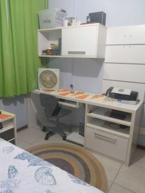 12 Apartamento Padrão Itaipu. - Imobiliária Agatê Imóveis vende Apartamento Padrão de 110 m² Itaipu - Niterói. - HTAP30048 - 13