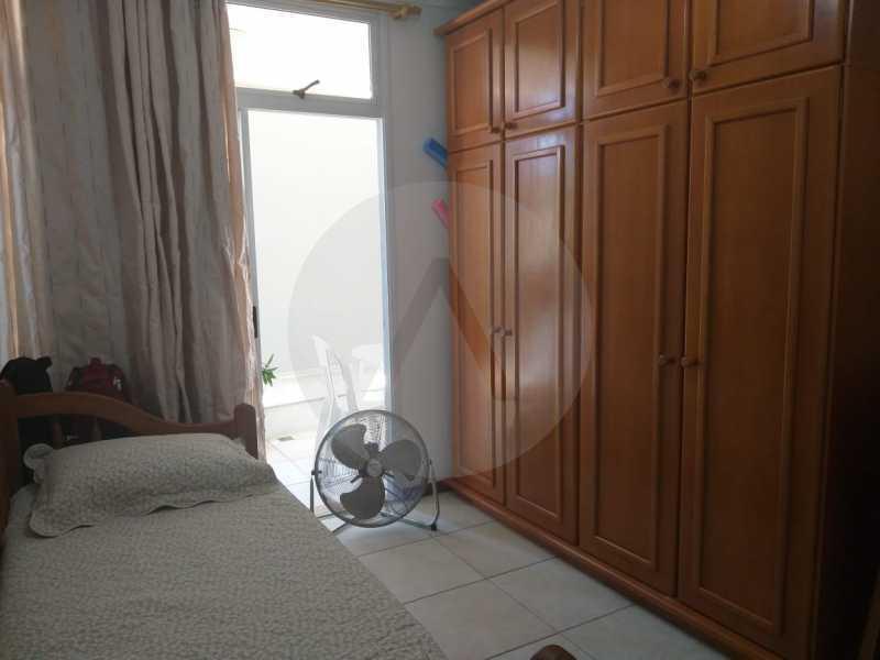 14 Apartamento Padrão Itaipu. - Imobiliária Agatê Imóveis vende Apartamento Padrão de 110 m² Itaipu - Niterói. - HTAP30048 - 15