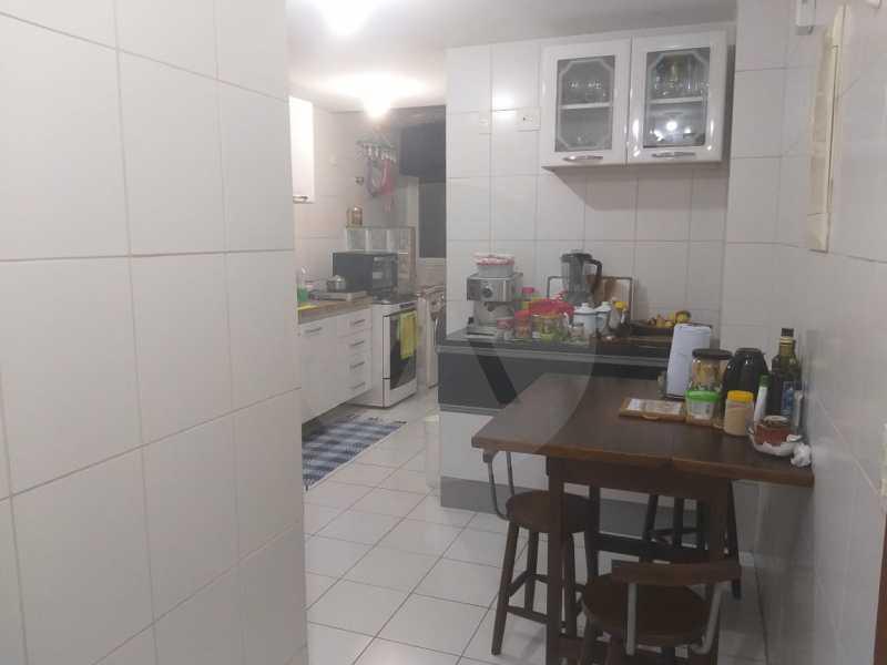 16 Apartamento Padrão Itaipu. - Imobiliária Agatê Imóveis vende Apartamento Padrão de 110 m² Itaipu - Niterói. - HTAP30048 - 17