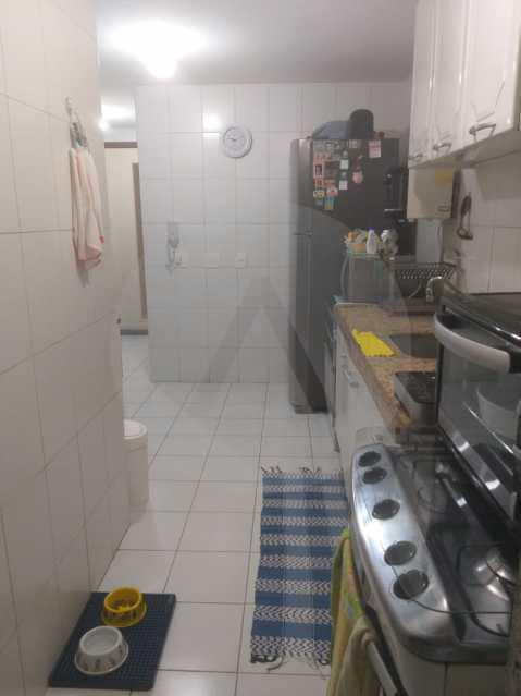 17 Apartamento Padrão Itaipu. - Imobiliária Agatê Imóveis vende Apartamento Padrão de 110 m² Itaipu - Niterói. - HTAP30048 - 18