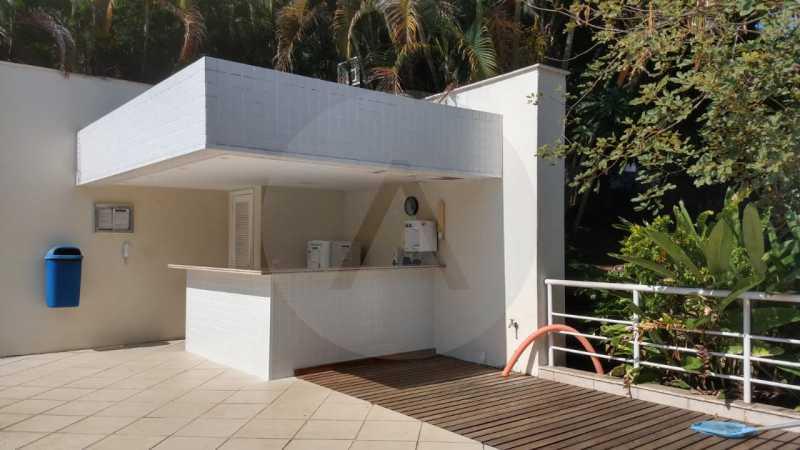 19 Apartamento Padrão Itaipu. - Imobiliária Agatê Imóveis vende Apartamento Padrão de 110 m² Itaipu - Niterói. - HTAP30048 - 20