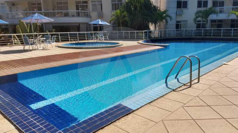 21 Apartamento Padrão Itaipu. - Imobiliária Agatê Imóveis vende Apartamento Padrão de 110 m² Itaipu - Niterói. - HTAP30048 - 22