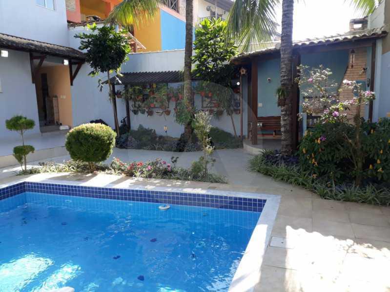 1 Casa Padrão Camboinhas. - Imobiliária Agatê Imóveis vende Excelente Casa - Camboinhas - Niterói. - HTCA50028 - 1