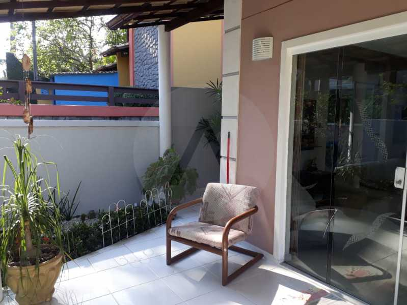2 Casa Padrão Camboinhas. - Imobiliária Agatê Imóveis vende Excelente Casa - Camboinhas - Niterói. - HTCA50028 - 3