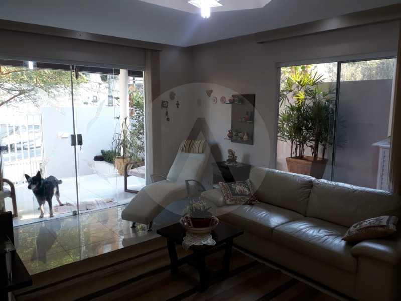 4 Casa Padrão Camboinhas. - Imobiliária Agatê Imóveis vende Excelente Casa - Camboinhas - Niterói. - HTCA50028 - 5