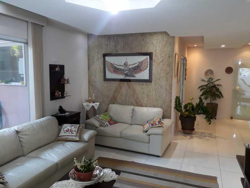 5 Casa Padrão Camboinhas. - Imobiliária Agatê Imóveis vende Excelente Casa - Camboinhas - Niterói. - HTCA50028 - 6