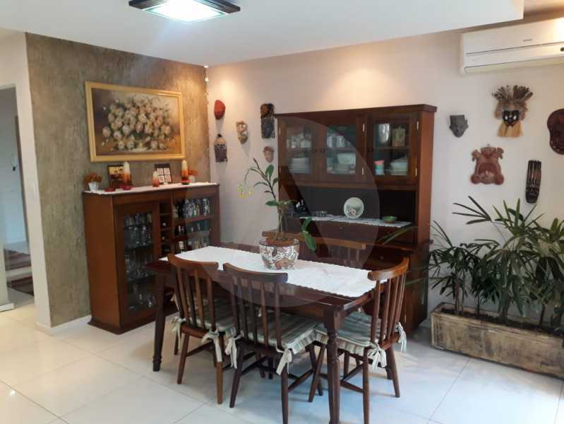 6 Casa Padrão Camboinhas. - Imobiliária Agatê Imóveis vende Excelente Casa - Camboinhas - Niterói. - HTCA50028 - 7