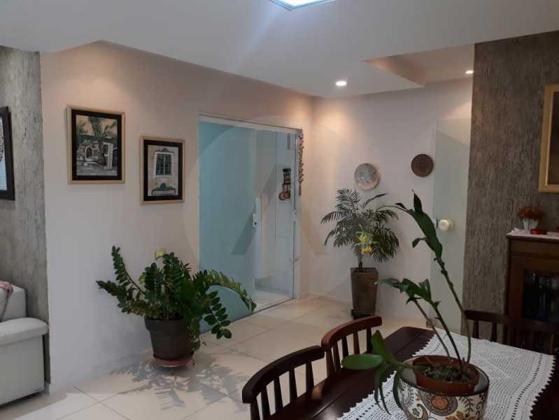 7 Casa Padrão Camboinhas. - Imobiliária Agatê Imóveis vende Excelente Casa - Camboinhas - Niterói. - HTCA50028 - 8