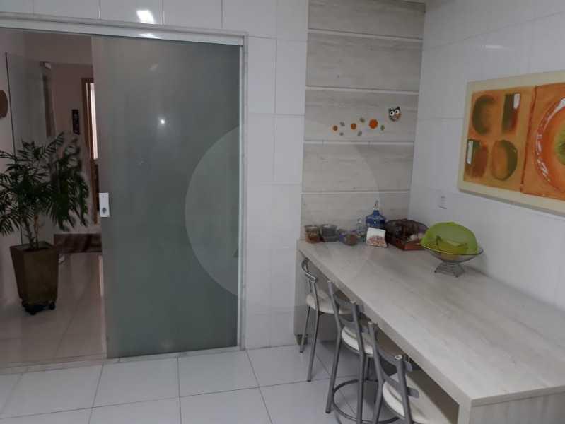 8 Casa Padrão Camboinhas. - Imobiliária Agatê Imóveis vende Excelente Casa - Camboinhas - Niterói. - HTCA50028 - 9