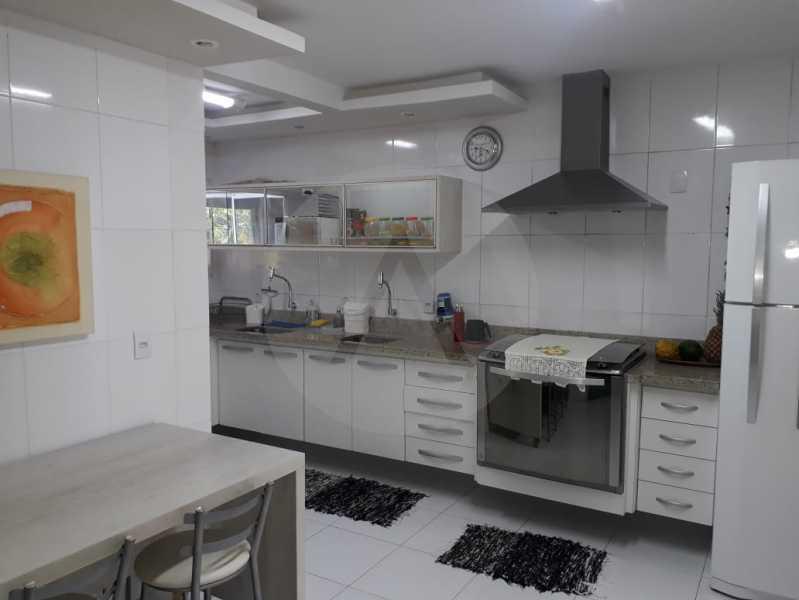 9 Casa Padrão Camboinhas. - Imobiliária Agatê Imóveis vende Excelente Casa - Camboinhas - Niterói. - HTCA50028 - 10