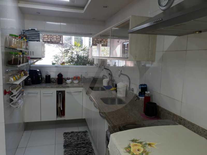 10 Casa Padrão Camboinhas. - Imobiliária Agatê Imóveis vende Excelente Casa - Camboinhas - Niterói. - HTCA50028 - 11