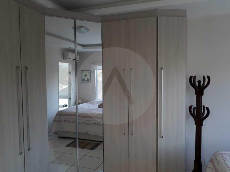 12 Casa Padrão Camboinhas. - Imobiliária Agatê Imóveis vende Excelente Casa - Camboinhas - Niterói. - HTCA50028 - 13