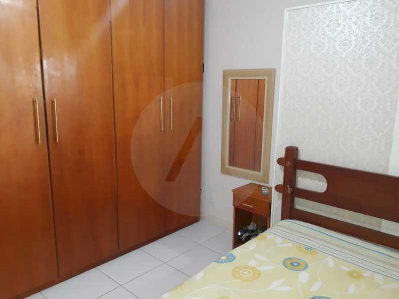 17 Casa Padrão Camboinhas. - Imobiliária Agatê Imóveis vende Excelente Casa - Camboinhas - Niterói. - HTCA50028 - 18