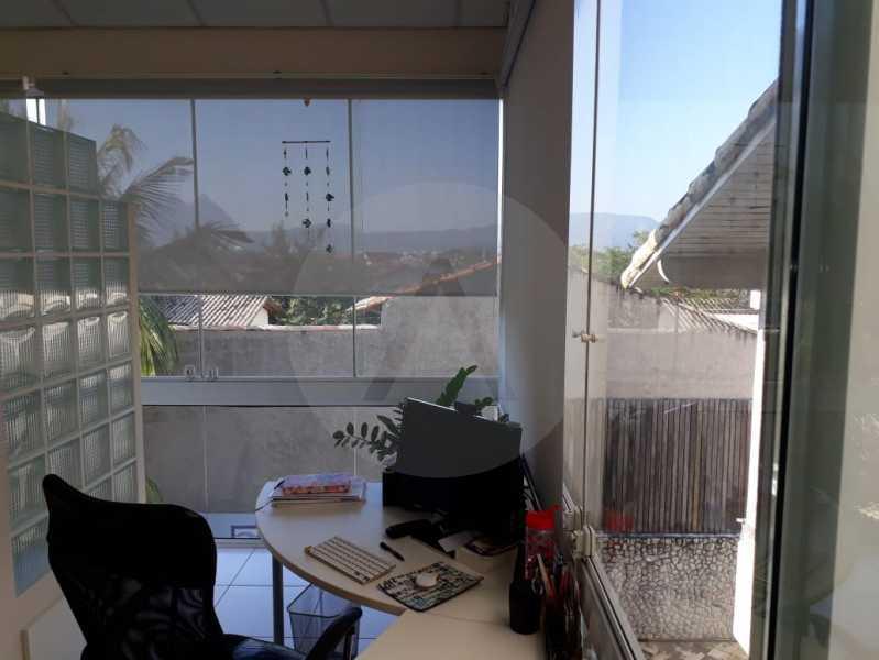 19 Casa Padrão Camboinhas. - Imobiliária Agatê Imóveis vende Excelente Casa - Camboinhas - Niterói. - HTCA50028 - 20