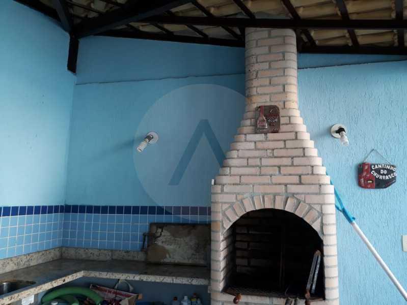 22 Casa Padrão Camboinhas. - Imobiliária Agatê Imóveis vende Excelente Casa - Camboinhas - Niterói. - HTCA50028 - 23