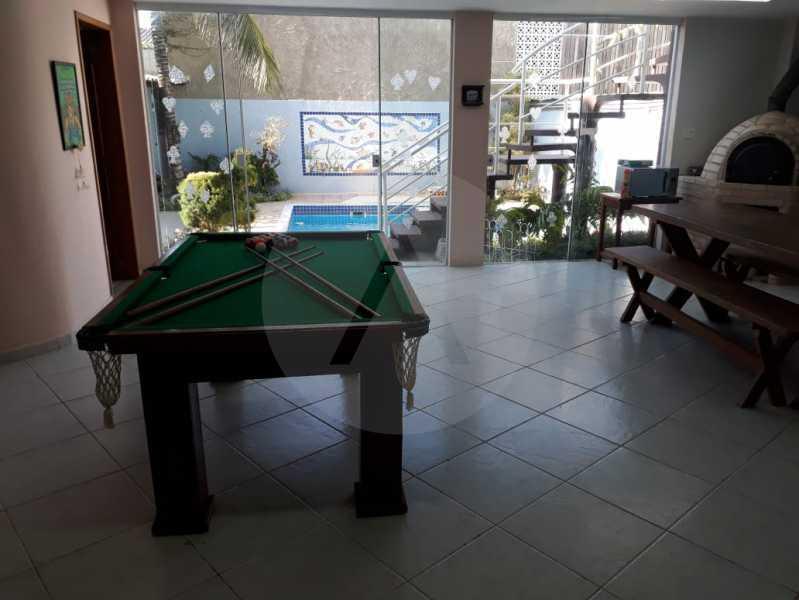 23 Casa Padrão Camboinhas. - Imobiliária Agatê Imóveis vende Excelente Casa - Camboinhas - Niterói. - HTCA50028 - 24