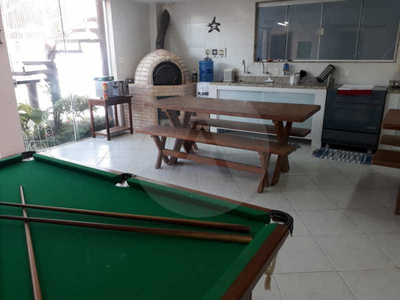 24 Casa Padrão Camboinhas. - Imobiliária Agatê Imóveis vende Excelente Casa - Camboinhas - Niterói. - HTCA50028 - 25