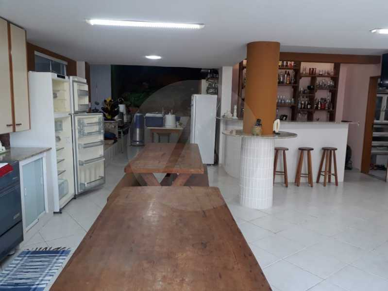 25 Casa Padrão Camboinhas. - Imobiliária Agatê Imóveis vende Excelente Casa - Camboinhas - Niterói. - HTCA50028 - 26