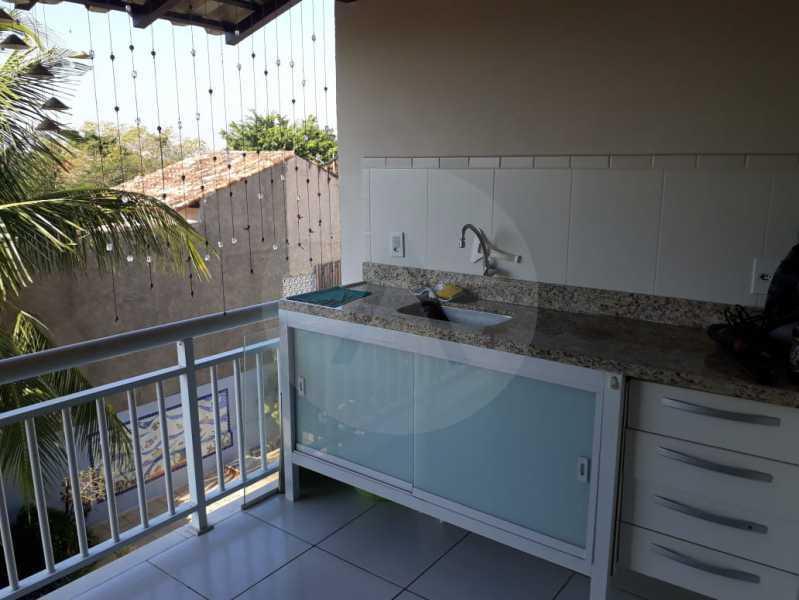 26 Casa Padrão Camboinhas. - Imobiliária Agatê Imóveis vende Excelente Casa - Camboinhas - Niterói. - HTCA50028 - 27