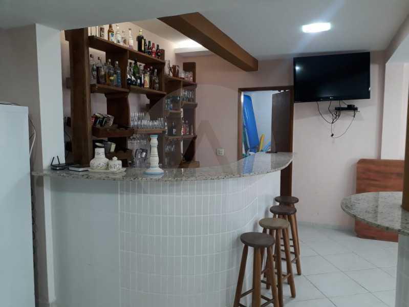 28 Casa Padrão Camboinhas. - Imobiliária Agatê Imóveis vende Excelente Casa - Camboinhas - Niterói. - HTCA50028 - 29