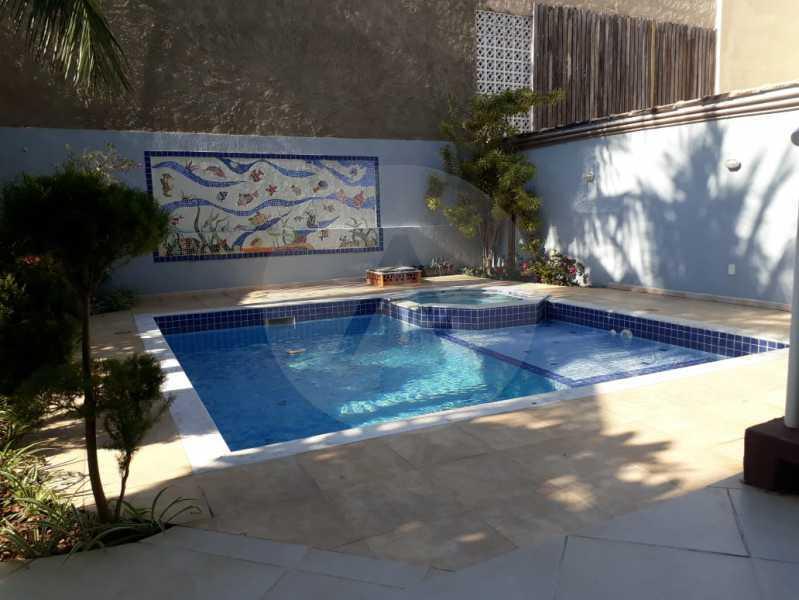 29 Casa Padrão Camboinhas. - Imobiliária Agatê Imóveis vende Excelente Casa - Camboinhas - Niterói. - HTCA50028 - 30