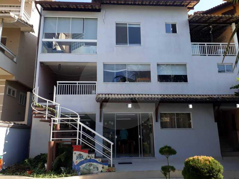 30 Casa Padrão Camboinhas. - Imobiliária Agatê Imóveis vende Excelente Casa - Camboinhas - Niterói. - HTCA50028 - 31