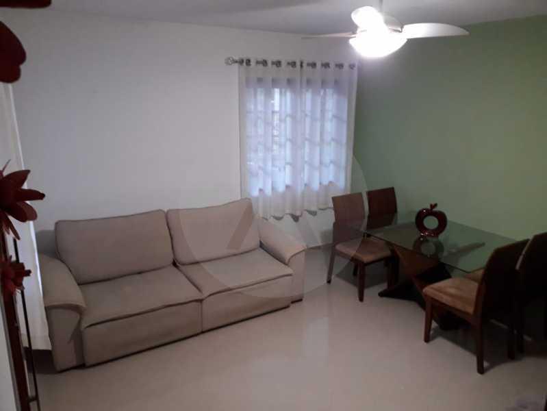 3 Casa Condomínio. - Imobiliária Agatê Imóveis vende Casa em Condomínio - Várzea das Moças - Niterói. - HTCN20053 - 4