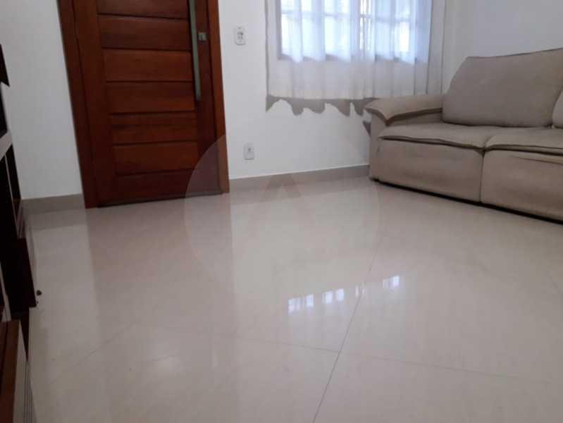 5 Casa Condomínio. - Imobiliária Agatê Imóveis vende Casa em Condomínio - Várzea das Moças - Niterói. - HTCN20053 - 6