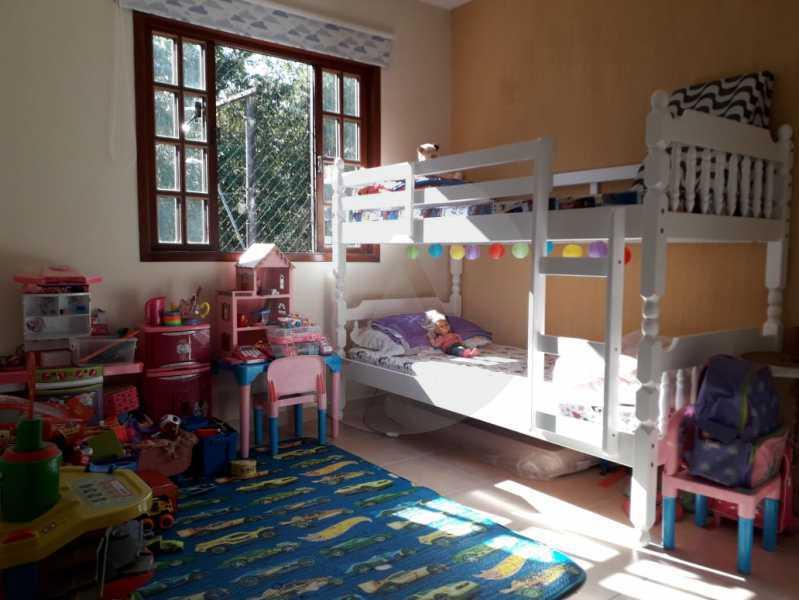 14 Casa Condomínio. - Imobiliária Agatê Imóveis vende Casa em Condomínio - Várzea das Moças - Niterói. - HTCN20053 - 15
