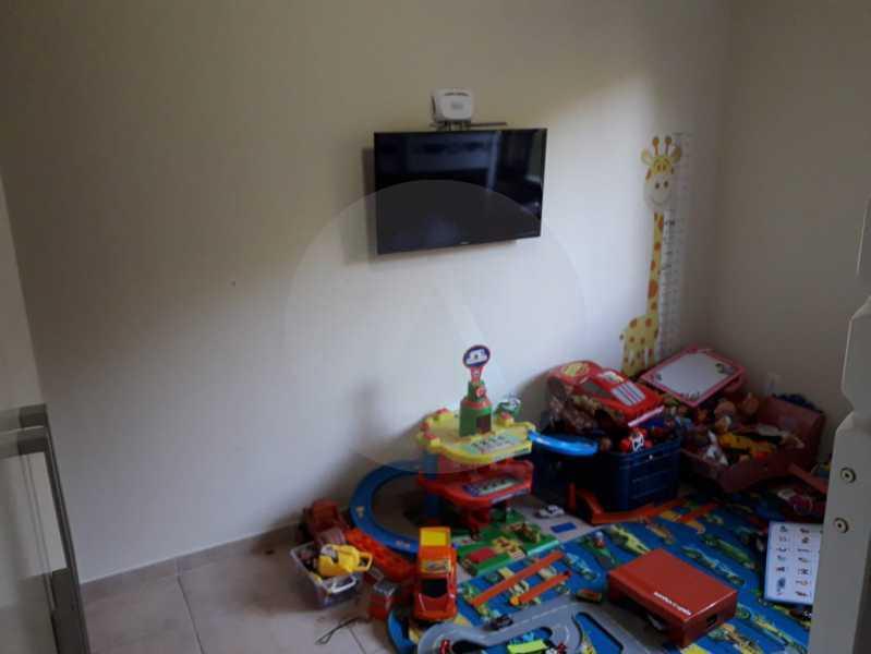 16 Casa Condomínio. - Imobiliária Agatê Imóveis vende Casa em Condomínio - Várzea das Moças - Niterói. - HTCN20053 - 17