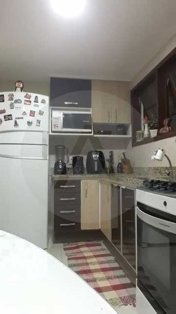 17 Casa Condomínio. - Imobiliária Agatê Imóveis vende Casa em Condomínio - Várzea das Moças - Niterói. - HTCN20053 - 18