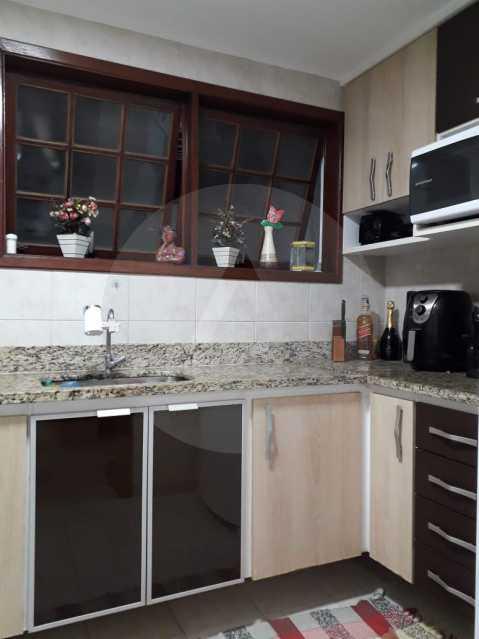 18 Casa Condomínio. - Imobiliária Agatê Imóveis vende Casa em Condomínio - Várzea das Moças - Niterói. - HTCN20053 - 19