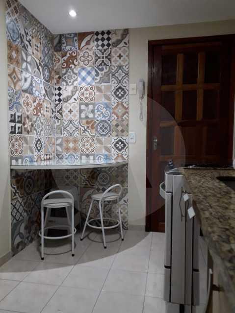 19 Casa Condomínio. - Imobiliária Agatê Imóveis vende Casa em Condomínio - Várzea das Moças - Niterói. - HTCN20053 - 20
