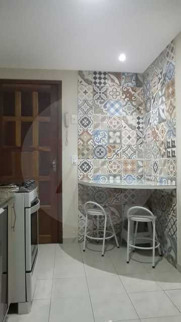 20 Casa Condomínio. - Imobiliária Agatê Imóveis vende Casa em Condomínio - Várzea das Moças - Niterói. - HTCN20053 - 21