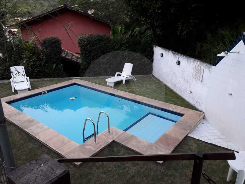 25 Casa Condomínio. - Imobiliária Agatê Imóveis vende Casa em Condomínio - Várzea das Moças - Niterói. - HTCN20053 - 26