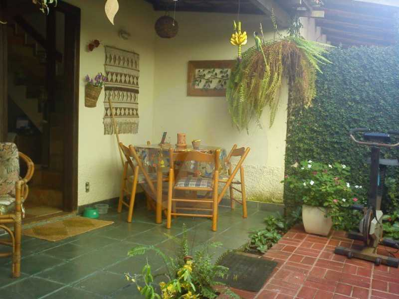 1 Casa Condomínio Itaipu - Imobiliária Agatê Imóveis vende Casa em Condomínio - Itaipu - Niterói. - HTCN20054 - 1