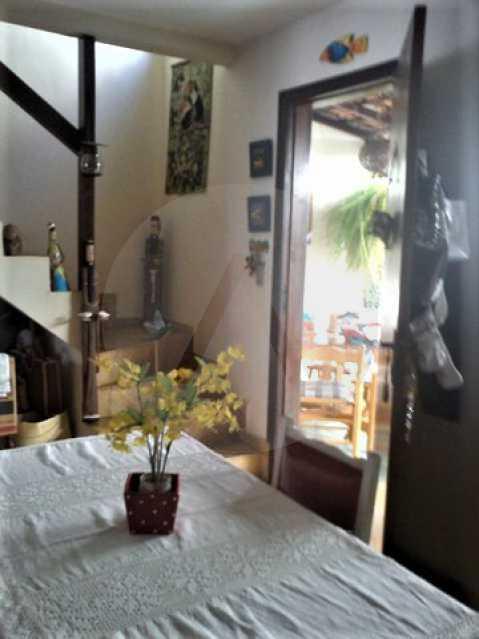 2 Casa Condomínio Itaipu - Imobiliária Agatê Imóveis vende Casa em Condomínio - Itaipu - Niterói. - HTCN20054 - 3